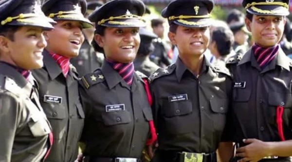 Women Officers Joinindianarmy Nic In