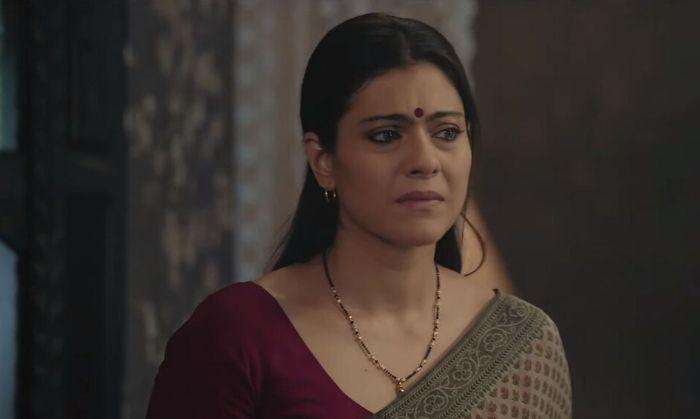 काजोल की पिछली मूवी 'तान्हाजी' थी. वो जितनी लाउड थी, 'देवी' उतनी ही साइलेंट (लेकिन हार्ड हिटिंग) है.