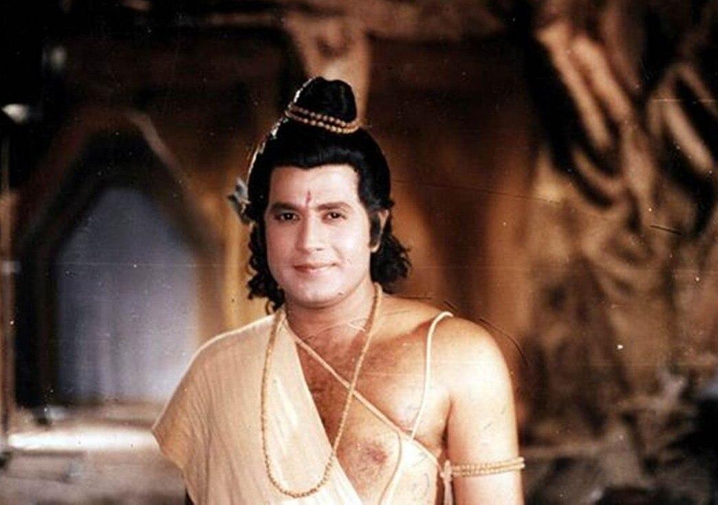 मर्यादा पुरुषोत्तम भगवान राम, जिनका रोल किया था अरुण गोविल ने.
