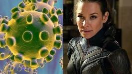 'अवेंजर्स' फ़िल्म की एक्ट्रेस पूरी दुनिया में कोरोना वायरस फैलाने के इंतज़ाम में लगी हैं