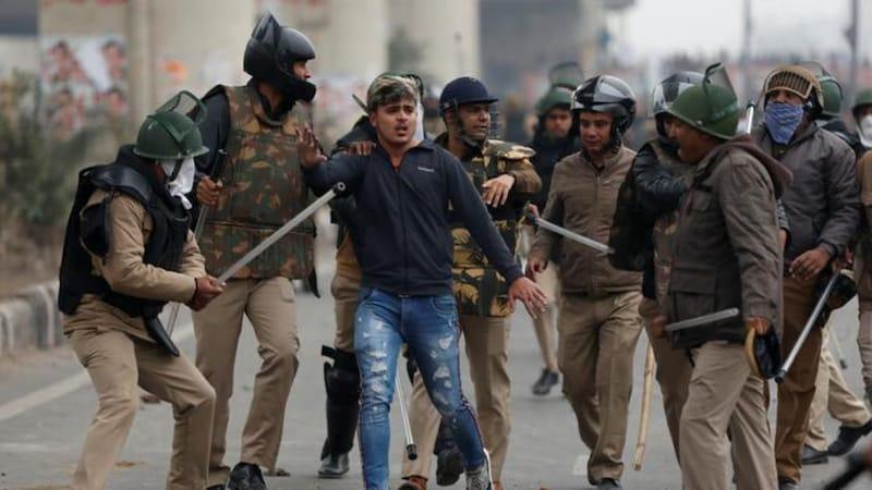 CAA को लेकर हुए प्रदर्शनों पर क्या सोचते हैं पुलिसवाले?