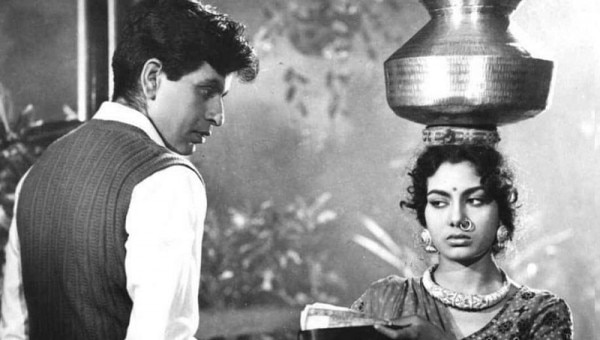 Dilip Kumar And Nimmy