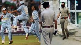 कोरोना से लड़ने के लिए टीम इंडिया को विश्वकप जिताने वाला स्टार सड़क पर उतरा!