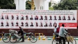 लखनऊ में वसूली वाले पोस्टर लगे, अब 13 लोगों को ज़्यादा जुर्माना भरने को कहा गया