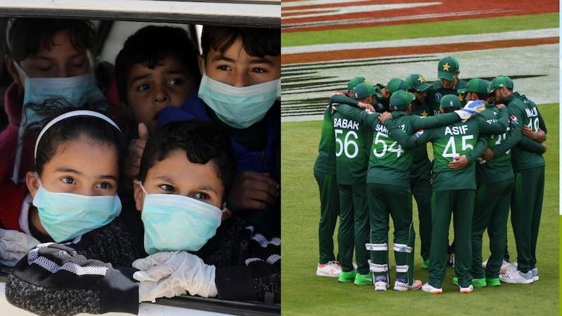 बांग्लादेश के बाद पाकिस्तानी टीम ने भी दिखाया बड़ा दिल, हमारे क्रिकेटर्स कब आगे आएंगे?