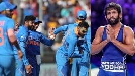 कोरोना के खिलाफ पहलवान बजरंग पुनिया ने जो किया क्रिकेटर्स को उससे सीख लेनी चाहिए