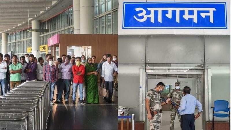 कोरोना डायरीज़: दिल्ली एयरपोर्ट पर घंटों पानी न मिला, फिर जो हुआ उसकी उम्मीद न थी