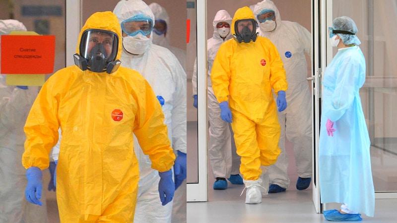 क्या होता है हज़मैट सूट, जो कोरोना का इलाज करने वाले डॉक्टर्स को चाहिए?