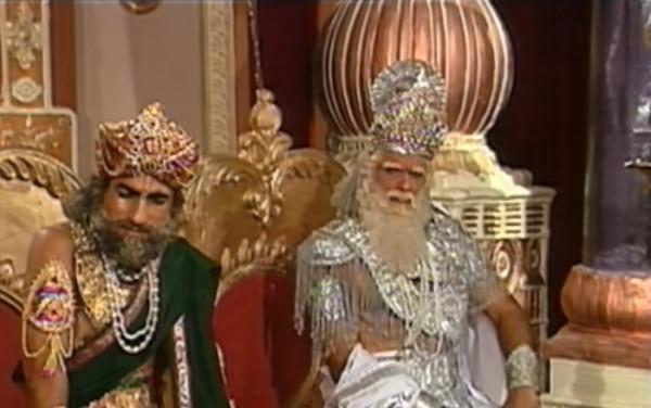 क य मह भ रत स र यल व ल भ ष म प त मह क प छ रख क लर हट न भ ल गए थ Did Bhishma Pitamah In Mahabharat Serial Used Air Cooler In A Scene By Mistake Memes Are Going