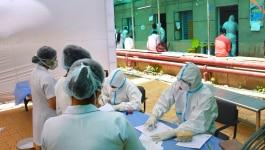 दिल्ली में एक ही बिल्डिंग में मिले कोरोना के 58 पॉजिटिव मरीज