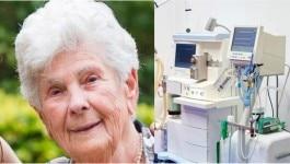 90 साल की कोरोना पेशेंट ने वेंटिलेटर लगाने से मना कर दिया, वजह दिल छू लेगी