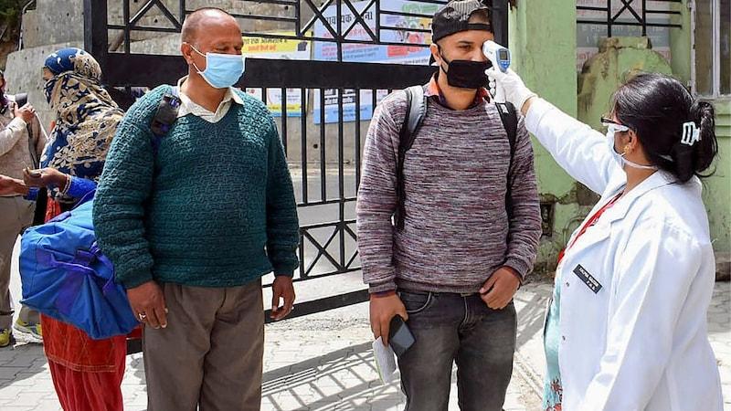 इंदौर में एक दिन में आए अब तक के सबसे ज्यादा कोरोना पॉजिटिव मामले