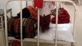 11 महीने का बच्चा कोरोना पॉजिटिव निकला, मां आठ दिन से अस्पताल में साथ लिए बैठी है