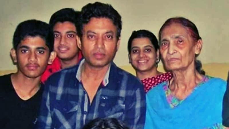 मां नहीं रही, बेटे इरफान खान विदेश में फंसे हैं, अंतिम संस्कार में भी नहीं आ पाए