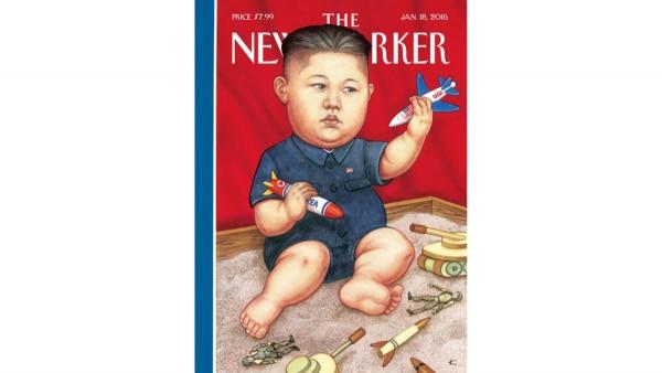 Kim On The Newyorker