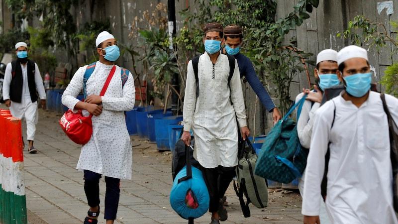 तबलीगी जमात में शामिल होने वालों से 9000 लोगों को कोरोना वायरस का ख़तरा