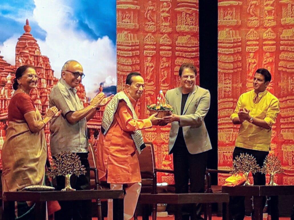 Raavan Arvind Trivedi With Ram Arun Govil And Lakshman Sunil Lahri Rare Photo