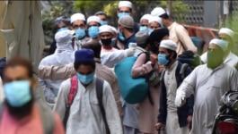 पाकिस्तान में तबलीग़ी जमात के फैसलाबाद चीफ की कोरोना से मौत