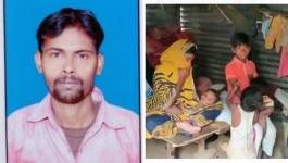 लॉकडाउन: मोबाइल बेचकर राशन खरीदा और फिर मजदूर ने फांसी लगाकर जान दे दी