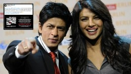 9 साल बाद साथ काम करेंगे शाहरुख खान और प्रियंका चोपड़ा, कोरोना के चलते