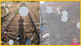 थके हुए मज़दूर रेल की पटरी पर सो रहे थे, मालगाड़ी से कुचलकर 16 की मौत
