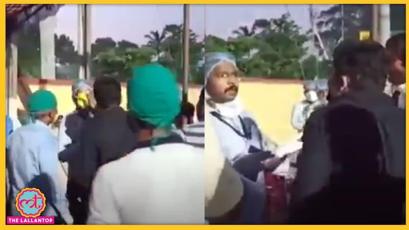 पटना: बड़े अधिकारी के पीटने का वीडियो वायरल हुआ, लेकिन डर-दबाव के चलते FIR भी न हो सकी