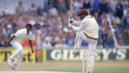 जिस विकेट पर दो दिन में 20 विकेट गिरे, उस पर 226 रन बनाने वाले बल्लेबाज़ की कहानी