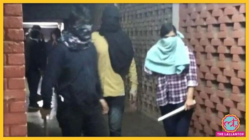 JNU हिंसा: ABVP की कोमल शर्मा को लेकर एक नई जानकारी सामने आई है