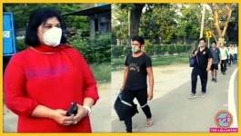 पैदल ही जोधपुर से कठुआ जा रहे मज़दूरों के लिए इस महिला जज ने बड़ा नेक काम किया