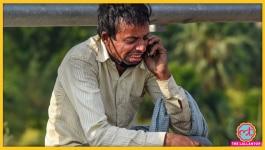 वायरल फोटो वाले मजदूर की कहानी जानकर रो देंगे