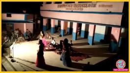 समस्तीपुर के क्वारंटीन सेंटर में प्रधान पति ने मनोरंजन के लिए लौंडा नाच होने दिया, अब कटा बवाल
