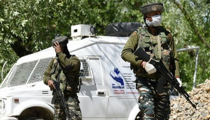 Security In Kashmir