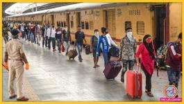क्या 40 श्रमिक स्पेशल ट्रेनें रास्ता भटक गईं?