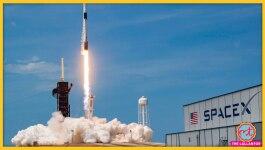 SpaceX पहली प्राइवेट कंपनी बनी जिसने इंसानों को स्पेस में पहुंचाया
