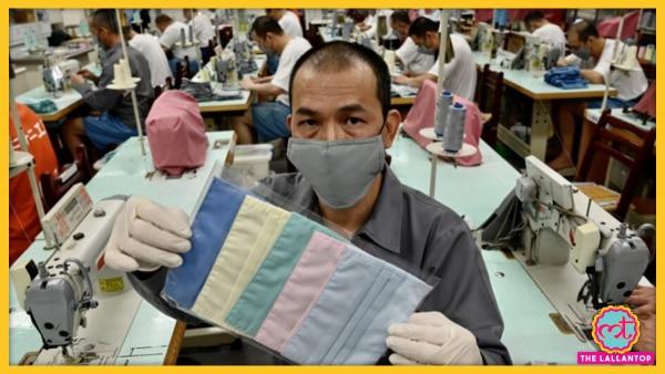 Taiwan Mask Production