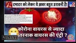 पड़ताल: क्या महाराष्ट्र में टमाटरों के अंदर कोरोना वायरस से भी खतरनाक संक्रमण पाया गया?