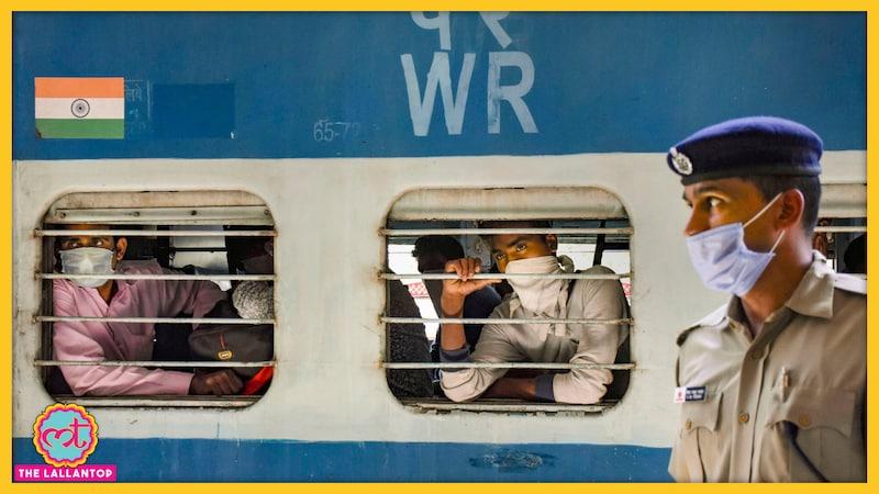 12 अगस्त तक का ट्रेन टिकट बुक करा चुके लोगों को झटका लगा है