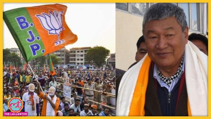 लद्दाख BJP अध्यक्ष ने छोड़ी पार्टी, कहा- लद्दाख के लोगों के बारे में न पार्टी सुन रही, न प्रशासन