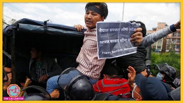 भारत के लिपुलेख दर्रे तक सड़क बनाने पर नेपाल में काफी विरोध-प्रदर्शन भी हुए हैं. (Photo: AP)
