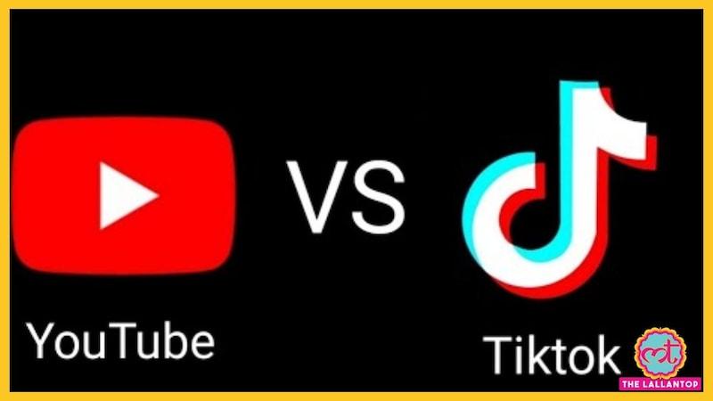 Twitter पर क्यों भिड़ गए  YouTube और Tiktok  के वॉरियर्स?