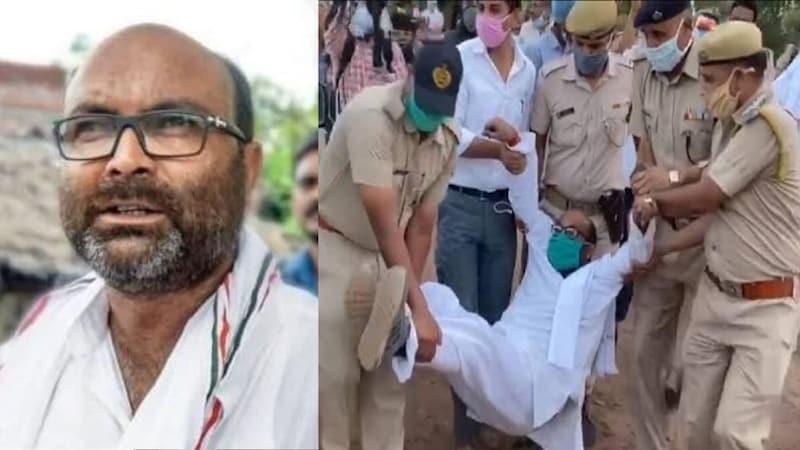 योगी और प्रियंका की बस वाली लड़ाई के बाद से यूपी कांग्रेस अध्यक्ष जेल में क्यों बंद?