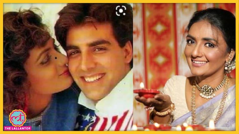 जब अक्षय कुमार ने इस एक्ट्रेस के रंग का पूरी फिल्म यूनिट के सामने मज़ाक बनाया था