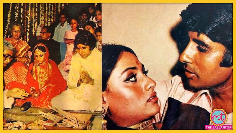 जब अमिताभ के पिता ने अजीब शर्त रखी और उनको जया से आनन-फानन शादी करनी पड़ी
