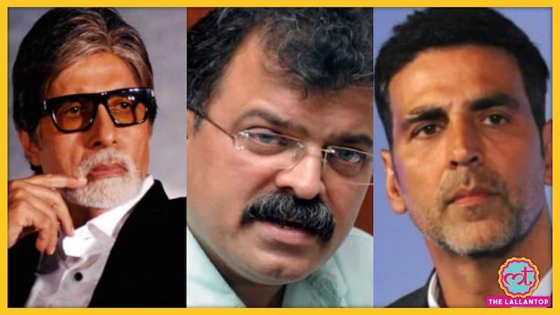 पेट्रोल-डीजल पर महाराष्ट्र के मंत्री ने अमिताभ-अक्षय से पूछा- अब तेल नहीं भरवाते या अख़बार नहीं पढ़ते?