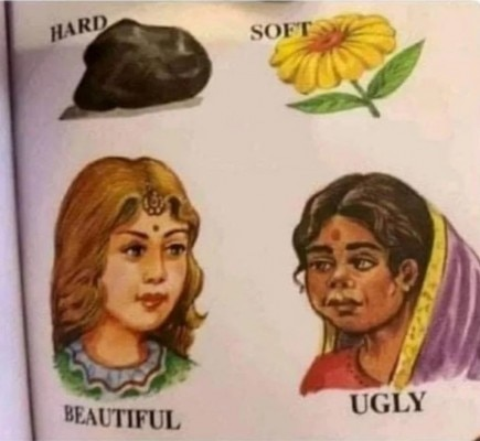 Beautiful Ugly