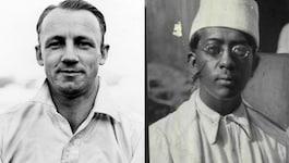 जब ब्रैडमैन को खेलते देखने के लिए जेल में सोए महात्मा गांधी के बेटे