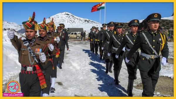 India China 11