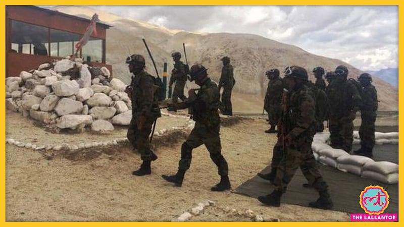 लद्दाख: गलवान घाटी में चीन के साथ झड़प में आर्मी के कर्नल सहित तीन जवान शहीद हो गए हैं