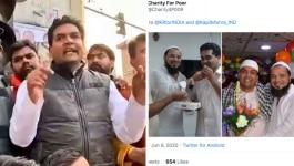 कपिल मिश्रा ने दिल्ली दंगे के आरोपी की कई लोगों के साथ फोटो डाली, लोगों ने घेरकर लपेट दिया