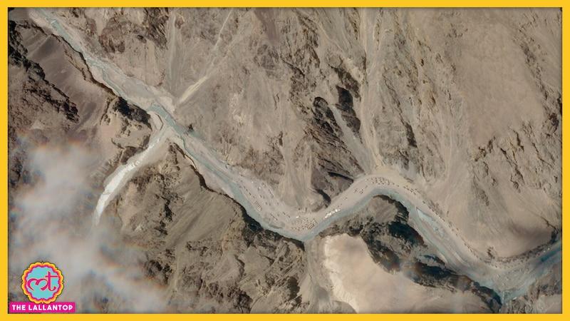 कैसे आती हैं ये सैटेलाइट तस्वीरें, जिन्होंने गलवान घाटी के हालात समझने में मदद की
